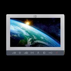 Видеодомофон Space Technology ST-M201/7 (S/SD) Белый - фото 33265