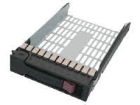 Салазки Drive Tray HP Proliant 3,5'' SAS, SATA  - фото 8044