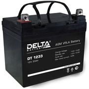 Аккумулятор Delta DT1233