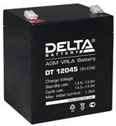 Аккумулятор Delta DT12045