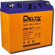 Аккумулятор Delta DTM1217