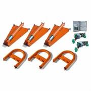 Комплект оборудования на три парковочных места CAME UNIPARK3