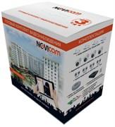 Готовый комплект видеонаблюдения NOVIcam AK14W