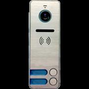 Вызывная панель Tantos iPanel 2 Металл 2 абонента