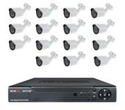 Комплект видеонаблюдения на 15 камер для дома, дачи, офиса AHD115UMP