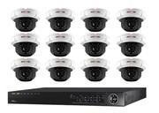 Комплект видеонаблюдения на 12 камер для дома, дачи, офиса MHD212MP