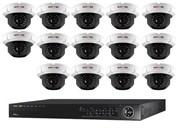 Комплект видеонаблюдения на 14 камер для дома, дачи, офиса MHD214MP