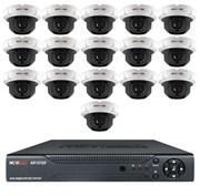 Комплект видеонаблюдения на 16 камер для дома, дачи, офиса AHD116MP
