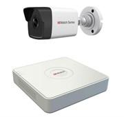 Комплект видеонаблюдения на 1 камеру для дома, дачи, офиса IP401UMP