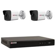 Комплект видеонаблюдения на 2 камеры для дома, дачи, офиса HDT502UMP
