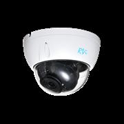 Видеокамера RVi-1NCD2062 (2.8) white