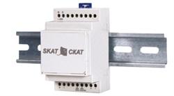 Источник питания Бастион СКАТ-SKAT-12-1,0 DIN - фото 10563