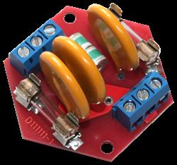 Защитное устройство Бастион Альбатрос-220/500-AC - фото 10785