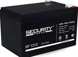 Аккумулятор Security Force SF 1212 - фото 10823