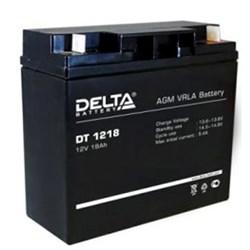 Аккумулятор Delta DT1218 - фото 10825