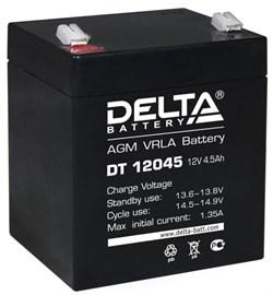 Аккумулятор Delta DT12045 - фото 10832