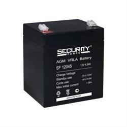 Аккумулятор Security Force SF 12045 - фото 10833