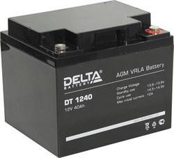 Аккумулятор Delta DT1240 - фото 10834