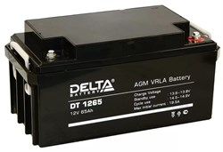 Аккумулятор Delta DT 1265 - фото 10836