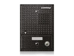 Вызывная панель Commax DRC-4CGN2 (черный) - фото 10948