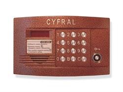 Вызывная панель CYFRAL CCD-2094.1/VС - фото 11200