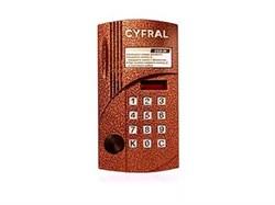 Вызывная панель CYFRAL CD-2094.1М/VС - фото 11209