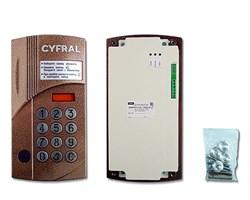Вызывная панель CYFRAL CCD-40 - фото 11213