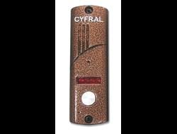 Вызывная панель CYFRAL M-1.1V - фото 11218
