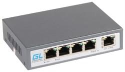 Коммутатор GigaLink GL-SW-F002-04P - фото 15422