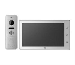 Комплект видеодомофона CTV-DP4106AHD W - фото 32285