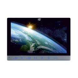 Видеодомофон Space Technology ST-M201/7 (S/SD) Черный - фото 33264