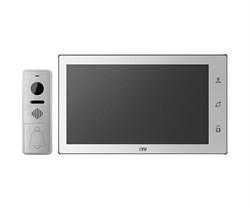 Комплект видеодомофона CTV-DP4102 FHD W - фото 33690