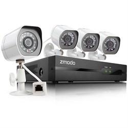 Видеокомплект Zmodo PoE 2 - фото 5065