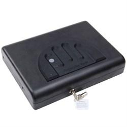 """Биометрический автомобильный сейф """"Ospon 500SDT"""" для денег и оружия - фото 5389"""