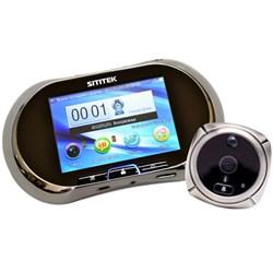 Видеоглазок беспроводной SITITEK GSM - фото 5403