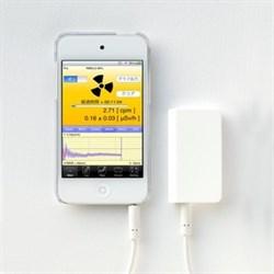 Дозиметр портативный для Iphone/ Ipad/ Ipod (Type4) - фото 5468