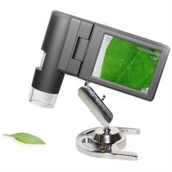 "Микроскоп цифровой USB SITITEK ""Микрон Mobile"" 5 Mpix (500 X Zoom) с интерполяцией до 12 Mpix - фото 5504"