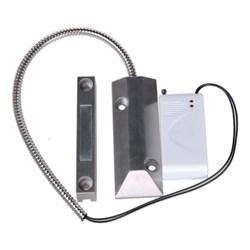Беспроводной датчик открытия металлической двери - фото 5536