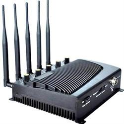 """Стационарный подавитель сотовых телефонов CDMA, GSM, 3G, 4G """"СТРАЖ Х5 ПРО"""" - фото 5592"""