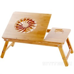 Столик для ноутбука SITITEK Bamboo 1 - фото 5602
