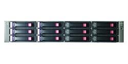Видеорегистратор Дисковая полка HP  StorageWorks MSA60, 12 отсеков 3.5 - фото 8043