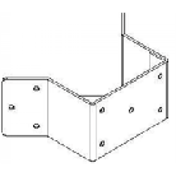 Угловой кронштейн MicroDigital IVEX-A-CO - фото 8883