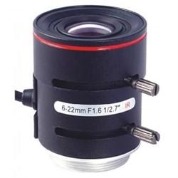 Объектив MicroDigital MDL-0622D-2.0M - фото 8886