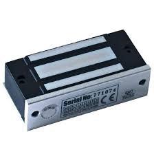 Электромагнитный замок Smartec ST-EL050S - фото 9049