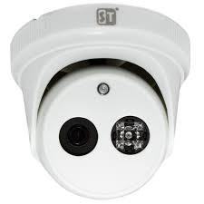 "Видеокамера Space Technology ST-110 IP HOME (версия 2) ""аудио вход"" POE - фото 9486"