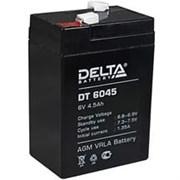 Аккумулятор Delta DT6045