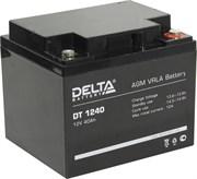 Аккумулятор Delta DT1240