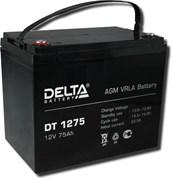 Аккумулятор Delta DT1275