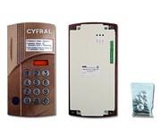 Вызывная панель CYFRAL CCD-40/ТС