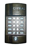 вызывная панель CYFRAL М-10М/V